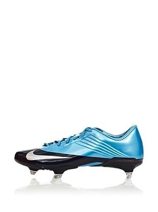 Nike Botas Fútbol Mercurial Talaria V Sg (Celeste / Negro)