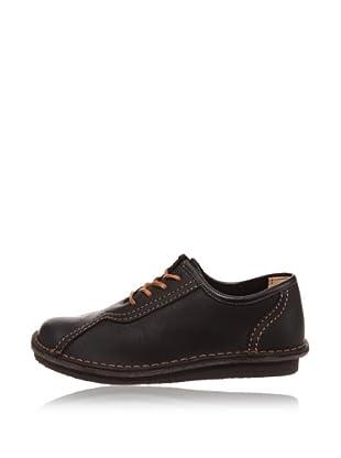 Clarks Zapatos Peppi Queen (Negro)