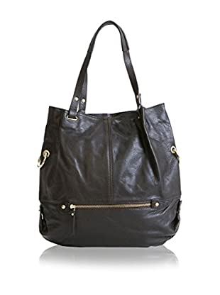 Pia Sassi Schultertasche Shopping anthrazit one size