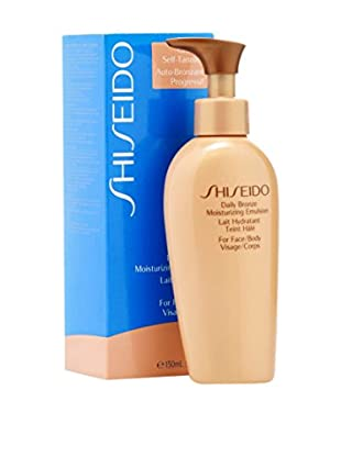 Shiseido Bräunende Emulsion Daily 150.0 ml, Preis/100 ml: 17.33 EUR