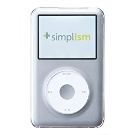 Simplism iPod classicpNX^VF tH[Go[NA TR-CSCLN-FC