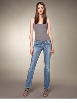 Nudie Jeans Jeans Boot Starcy Slim (Hellblau)