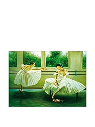 ARTOPWEB Wandbild Nakano Leçon De Danse
