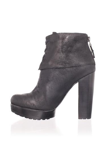 Modern Vintage Women's Jenie Ankle Boot (Black)