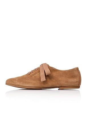 Bisue Zapatos Oxford (Camel)