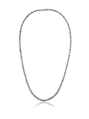 Lulu Frost 1920's Art Deco Long Single-Row Necklace
