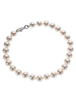 Emi Kawai Armband Silber Perle 7-7.50 mm