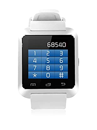 F&P Smartwatch Bluetooth weiß
