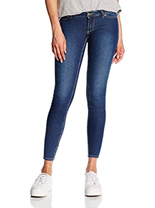 Cheap Monday Jeggings Low Spray Mid Blue