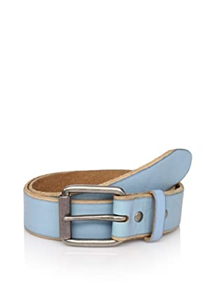 Bill Adler Men's Jelly Bean Belt (Blue)