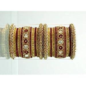 Mirraw.com Bridal Rajasthani Lakh chura Bangles