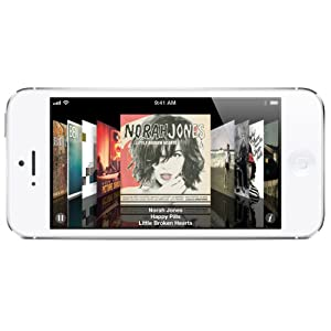 Apple iPhone 5 (White-Silver, 64GB)