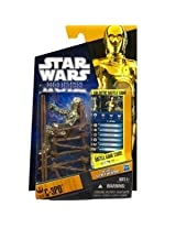 Star Wars 2010 Saga Legends Action Figure SL No. 17 C3PO