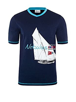 Nebulus T-Shirt Ahoi