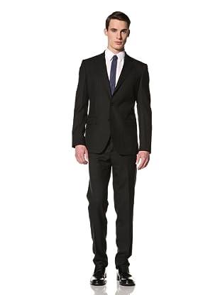 GF Ferré Men's Pinstripe Suit