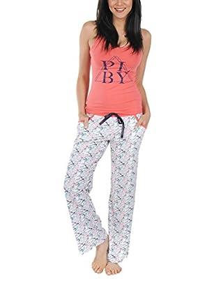 Play Boy Nightwear Pyjama Triangle Plby