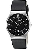 Skagen Classic Analog Black Dial Men's Watch 233XXLSLB