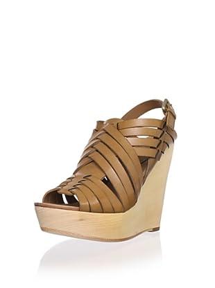 Ash Women's Oman Wedge Sandal (Natural)