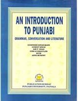 Introduction to Punjabi: Grammar, Conversation and Literature