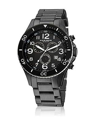 Akribos XXIV Uhr mit schweizer Quarzuhrwerk Man AK616WT 47.0 mm