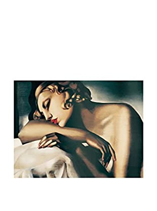 Artopweb Panel Decorativo De Lempicka La Dormeuse, 1931-32 - 60x80 cm Multicolor