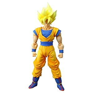 "Bandai Tamashii Nations Super Saiyan Son Goku ""Dragonball Z"" S.H. Figuarts Action Figure"