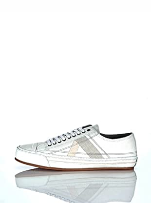 PF Flyers Sneakers Number 5 (Bianco)