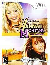 Hannah Montana - The Movie (Nintendo Wii)
