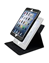 LUVVITT® SHIFTER 2 Piece Convertible Case and Cover Combo for iPad MINI (With Auto-Screen Sleep Awake Function and LIFETIME WARRANTY) - Black