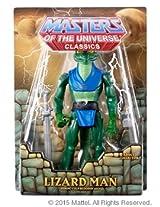Masters of the Universe Classics Club Eternia Lizard Man Action Figure