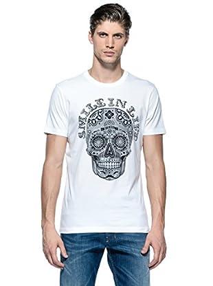 Diesel Camiseta T-Hiss-R (Blanco)