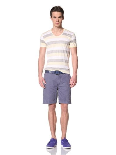 Antony Morato Men's Chino Shorts (Royal)