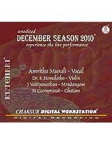 December Season 2010 - Amritha Murali