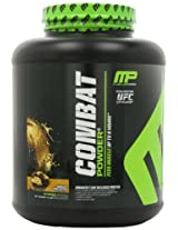 Muscle Pharm Combat Powder Advanced Time Release Protein - 4 lbs (Chocolate Peanut Butter)