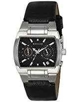 Giordano Chronograph Black Dial Men's Watch - 1469-01