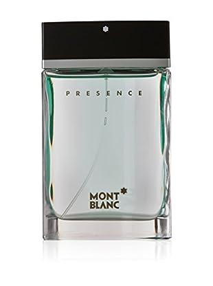 Montblanc Eau de Toilette Herren Presence 75 ml, Preis/100 gr: 46.6 EUR