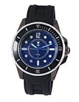 DVINE Black Dial Unisex Watch DD3027 BK01