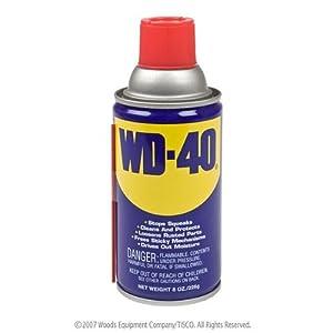 TISCO - TRACTOR PART NO:WD40011.8 OZ SPRAY. WD-40. WD40. PENETRATING OIL