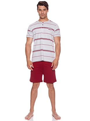 Basket Pijama Camiseta+Pantalón Absolute (Gris)