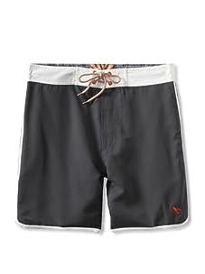 Ted Baker Men's Mid Length Short (Grey)