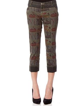 Custo Pantalón Choko (Multicolor)