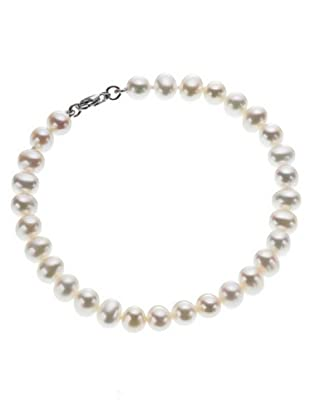Emi Kawai Armband Silber Perle 6,50-7 mm