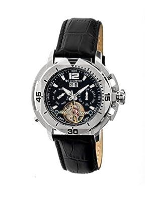 Heritor Automatic Uhr Lennon Herhr2802 schwarz 50  mm