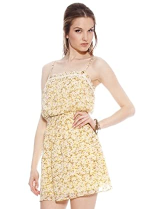 Guess Vestido (amarillo)