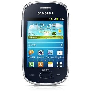 Samsung Galaxy Star (Noble Black)