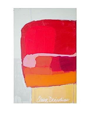 "Claire Desjardins ""Mexico"" Embellished Giclée Print"