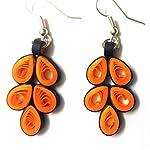Paper Jwel_Orange Black Hanging