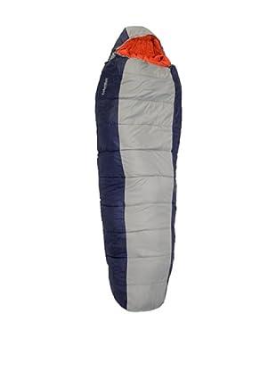 Columbus Saco De Dormir Mummy 300 (Azul / Rojo)
