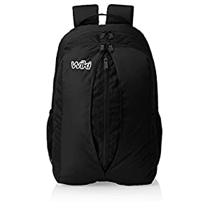 Wildcraft Wiki 7.13 31 Ltrs Black Casual Backpack (8903338011132)
