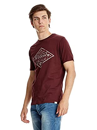 Lee Cooper Camiseta Manga Corta Wellow